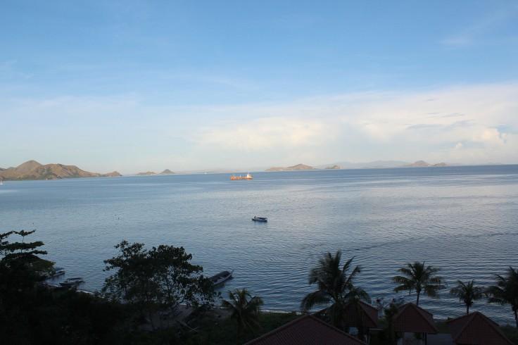 Across the bay (6 June 2013)