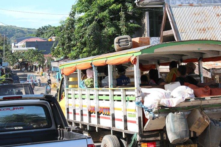 A popular form of transport (3 June 2013)
