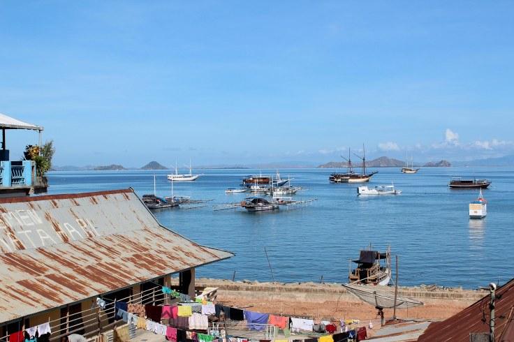 Picturesque downtown Labuan Bajo (3 June 2013)