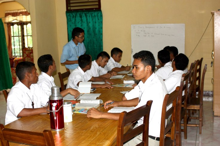 Teaching candidates (28 October 2010)