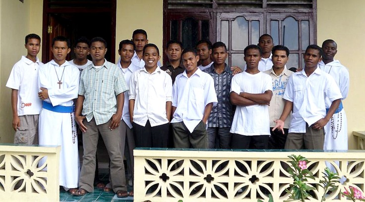 First group of candidates (2010) for the mission (3 July 2010)