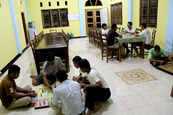 Weekly games for the brothers (5 June 2013)