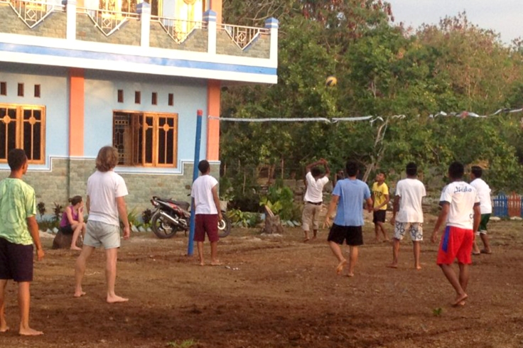 Volleyball competition and fun for all