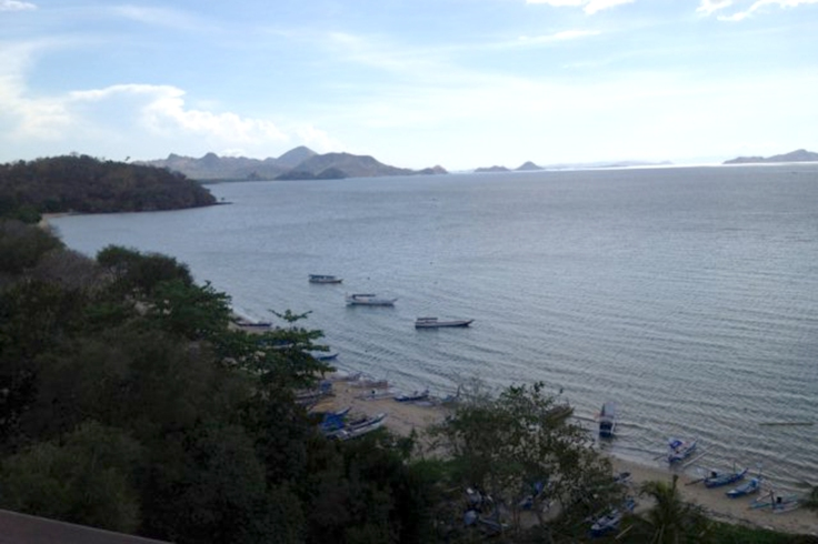 Memorable last glimpse of Labuan Bajo