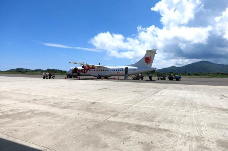 1. Just arrived Lion Air