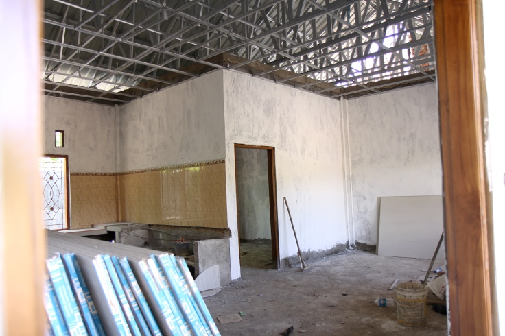 Soon to be kitchen (November 2013)