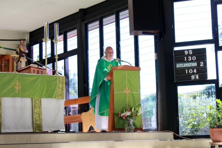 6 Homily by V Rev Fr Ho Lung