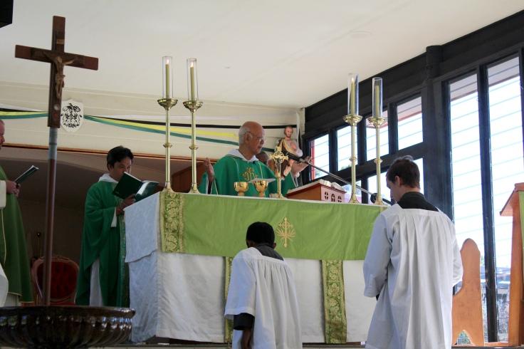 8 Time of Consecration V Rev Fr Ho Lung