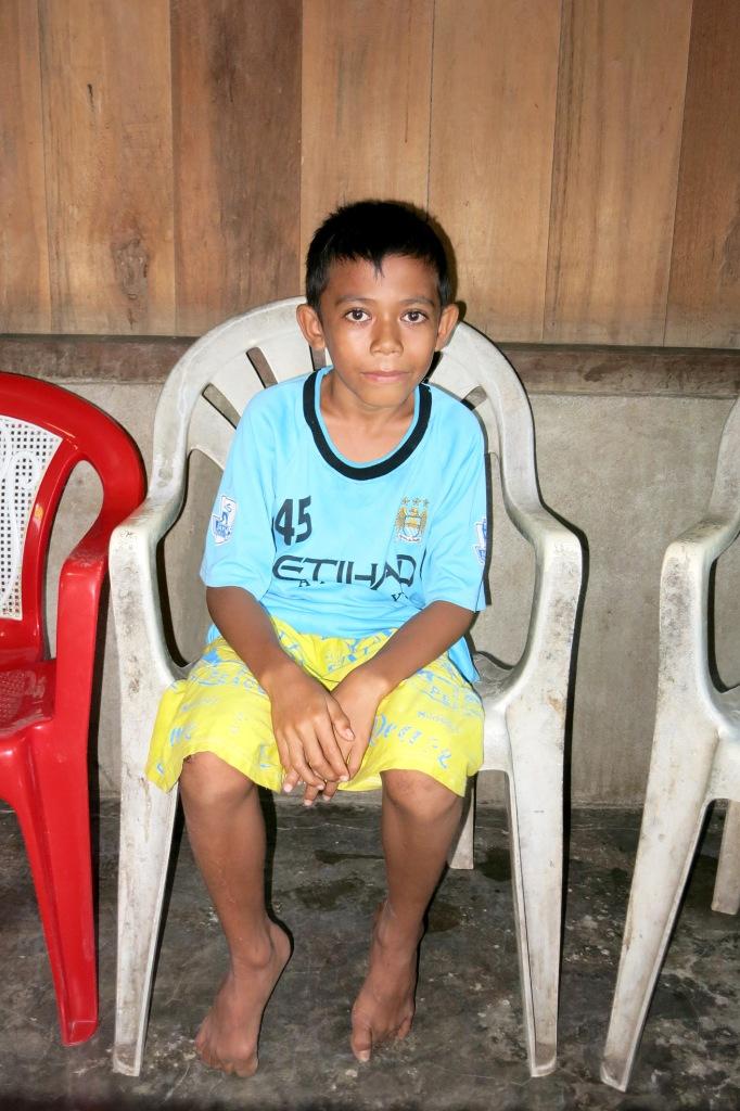 Viktorius Lodan Year of birth 2003 Grade 7 (2015)