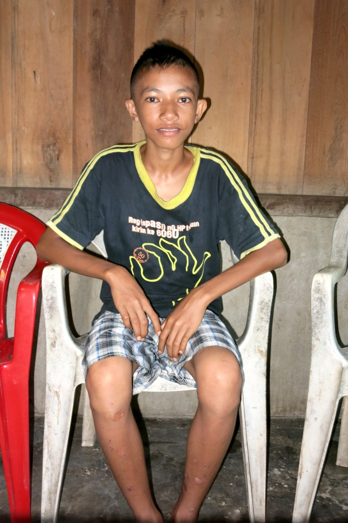 Elfridus Lodan Year of birth 1999 Grade 10 (2015)