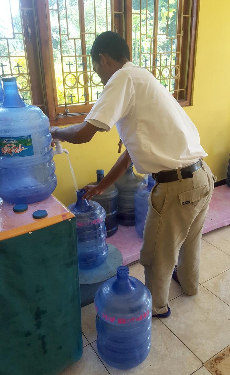 23. Clean water