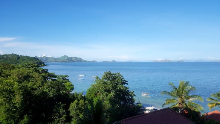 1. Morning over Labuan Bajo