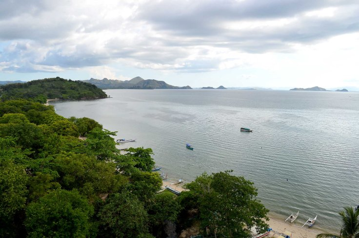 11. Morning at Labuan Bajo before heading off to see the Komodo dragons
