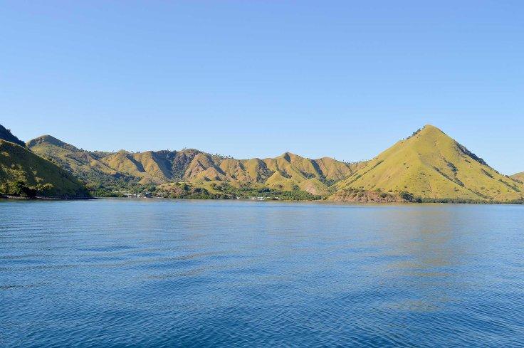 13. Rinca Island
