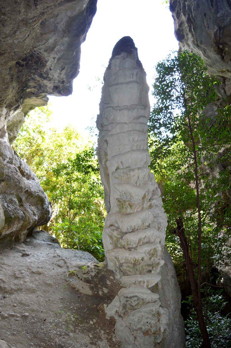 4. Exploring Batu Cermin Limestone Cave at Labuan Bajo