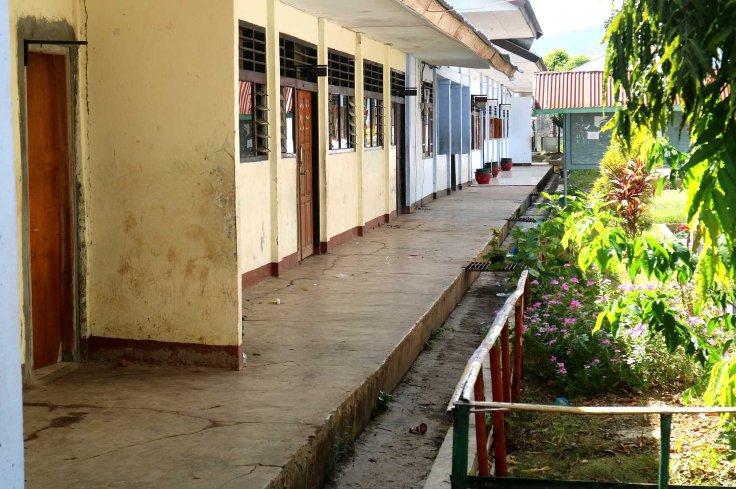 5. Class rooms