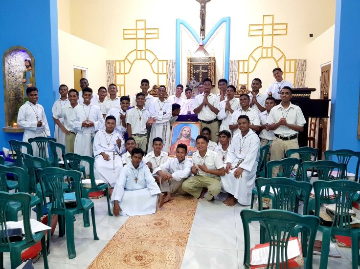 23_Postulants and aspirants
