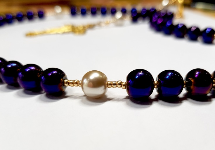 G10_5 glass pearls